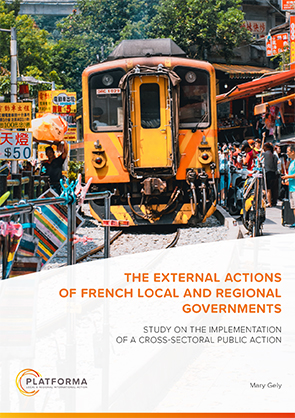 The external actions of French local and regional governments