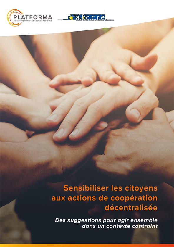 Sensibiliser les citoyens aux actions de coopération décentralisée (only in French)