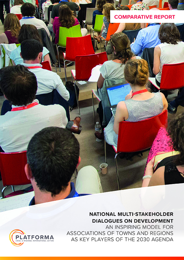 National Multi-Stakeholder Dialogues on Development – Comparative report