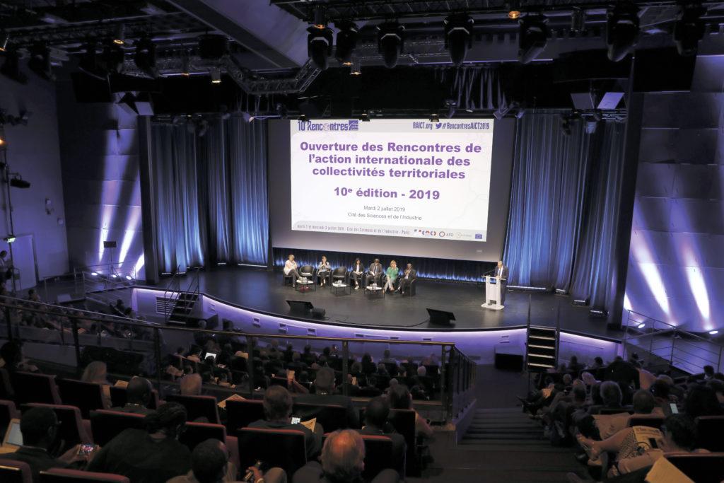 La 17e édition des Rencontres de Coproduction Francophone à Bruxelles du 10 au 12 novembre 2021
