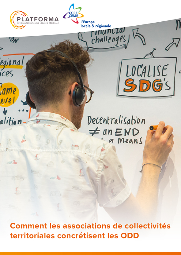Comment les associations de collectivités territoriales concrétisent les ODD
