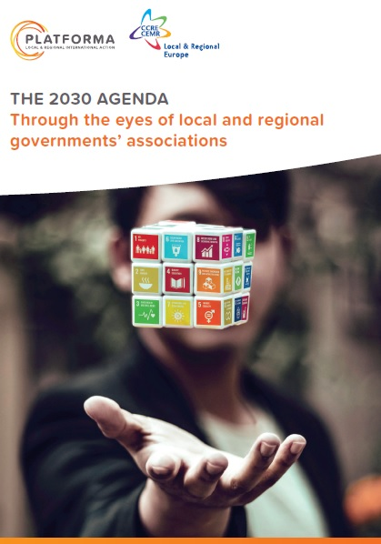 The 2030 Agenda through the eyes of local and regional governments' associations