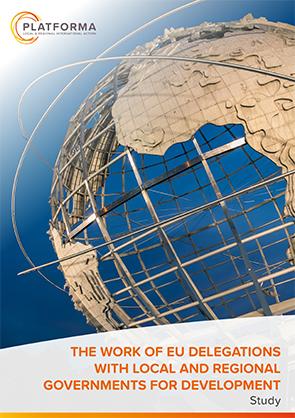 El trabajo de las delegaciones de la UE con los gobiernos locales y regionales en pro del desarrollo