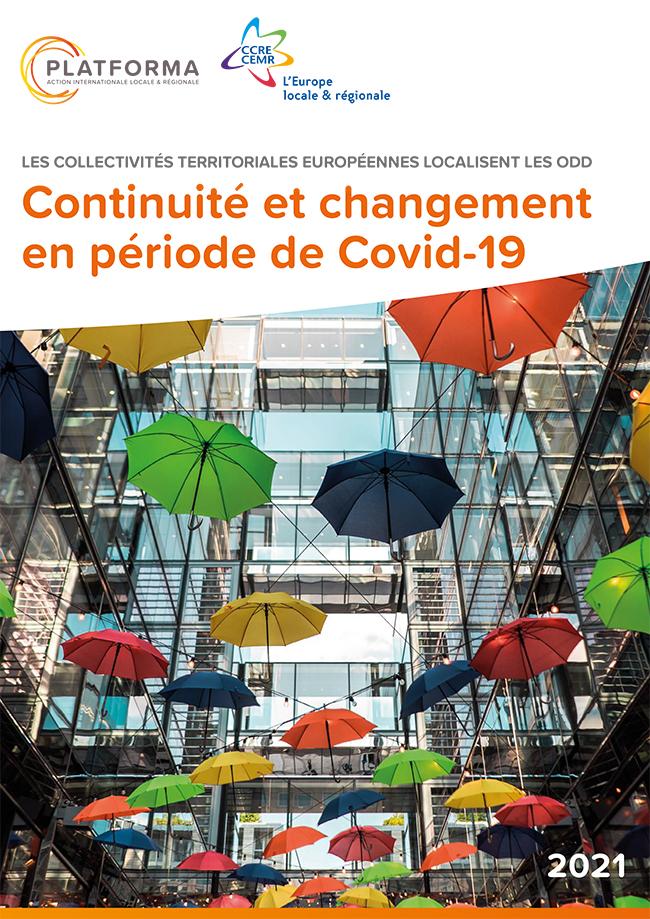 Les collectivités territoriales européennes localisent les ODD | Continuité et changement en période de Covid-19