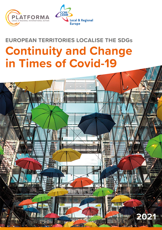European Territories Localise the SDGs | Continuity and Change in Times of Covid-19